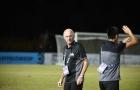 HLV Sven-Goran Eriksson hài lòng với chiến thắng của Philippines