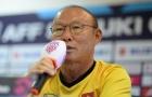 HLV Park Hang-seo thích Messi, gọi Việt Nam là đội trong mơ