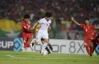'Ông Park có ý đồ nhường thế trận cho Myanmar'