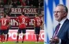 Chủ tịch Hoeness bị la ó ngay tại Đại hội thường niên Bayern e.V 2018