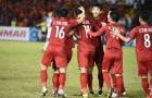 Hạ Philippines ở bán kết, ĐT Việt Nam 'lập kỷ lục bất thường' trên sóng truyền hình Hàn Quốc