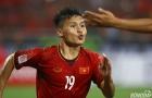 Quang Hải áp đảo ở đề cử 'Cầu thủ xuất sắc nhất' bán kết AFF Cup 2018