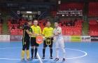 Thắng Malaysia, U20 futsal Việt Nam lọt vào vòng chung kết châu Á
