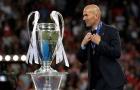 Zidane và 7 HLV tạm quyền thành công nhất lịch sử