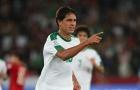 Tiền đạo Iraq từng đánh chỏ vào mặt Duy Mạnh lọt vào tầm ngắm Juventus