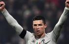 Cristiano Ronaldo và những lão tướng đang khuynh đảo bóng đá Châu Âu