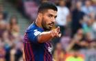 Tuyển Uruguay triệu tập Suarez, Godin để đấu Thái Lan và Trung Quốc
