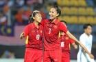 Tuyển Nữ Việt Nam thắng trận mở màn vòng loại Olympic 2020