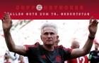 Thư Schweinsteiger gửi HLV Jupp Heynckes nhân sinh nhật 75 tuổi