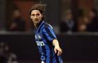 Những ngày tươi đẹp của Ibrahimovic ở Inter