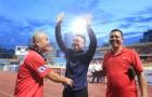 Viettel 4-0 Hải Phòng: HLV Trương Việt Hoàng vui ngày gặp lại đội cũ