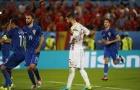 Ramos tái hiện hình ảnh siêu thất vọng của Ronaldo