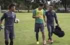 'Beckham Indonesia' dính chấn thương nặng trước thềm AFF Cup 2016