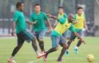 Indonesia đón tin vui từ đội trưởng Boaz Salossa trước bán kết AFF Cup