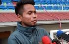Tuyển thủ Indonesia nén đau buồn trước trận gặp Việt Nam