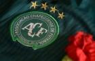 Chapecoense chính thức nhận cúp vô địch Copa Sudamericana