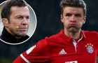 Matthaus: Không có chỗ cho Müller trong hệ thống của Ancelotti