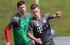 Kimmich công khai muốn 'chiếm' vị trí của Alonso tại Bayern