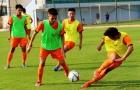 U18 Việt Nam thắng U19 Hà Nội trước ngày đi du đấu ở Trung Quốc