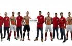 Beckham, Gerrard, Rooney và các cầu thủ khác tham gia chiến dịch phòng chống ung thư ruột