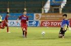 Đức Chinh, Quang Hải ghi bàn trong màu áo U20 Việt Nam