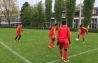 HLV Hoàng Anh Tuấn đón tin cực vui về thể lực U20 Việt Nam