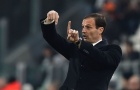Juve xả điểm: Đòn nhử của Massimiliano Allegri?