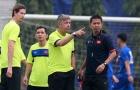 GĐKT Jurgen Gede tin tưởng vào khả năng chiến thắng của U20 Việt Nam