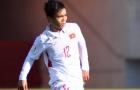 Sao trẻ HAGL kêu gọi đồng đội đứng dậy sau thất bại trước U20 Pháp
