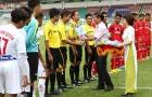 U17 HAGL thắng đậm trong ngày khai mạc vòng loại U17 Quốc gia 2017