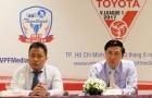 V.League cấm dùng thiết bị điện tử vì trọng tài và tiêu cực
