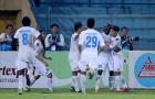 Hà Nội FC được vinh danh trước trận đấu với Hải Phòng