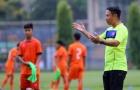 HLV Vũ Hồng Việt gọi 30 cầu thủ lên đội tuyển U16 Quốc gia