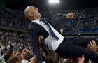 Zidane Madrid: Cỗ máy hoàn hảo