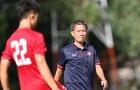 HLV Hoàng Anh Tuấn nói gì trước trận đấu với U18 Myanmar?