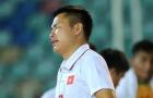 Tuyển thủ U18 Việt Nam bật khóc sau thất bại trước U18 Myanmar