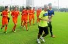U16 Việt Nam quyết đoạt vé tham dự VCK U16 châu Á 2018