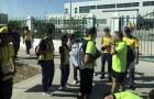 Công tác an ninh tại AIMAG 5 được siết chặt