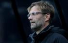 2 năm đầu của Klopp ở Liverpool kém hơn Rodgers