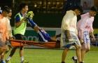 U21 B.Bình Dương để lại hình ảnh xấu xí trong chiến thắng trước PVF