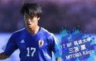 Nhật Bản khiến U23 Thái Lan thất vọng trước giải M-150 Cup