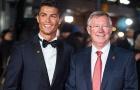 Sir Alex tiết lộ lý do thắng Real trong vụ mua Ronaldo