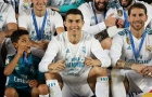 Zidane hy vọng Ronaldo giải nghệ ở Real Madrid