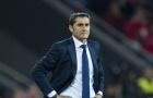 Ernesto Valverde tiết lộ về tình trạng sức khỏe của Lionel Messi và Samuel Umtiti
