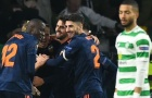 Valencia tạo lợi thế lớn trên sân Celtic Park
