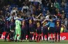 Không được nhận Cúp, Barca vẫn sẽ ăn mừng chiến thắng