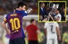 Hoảng loạn sau thất bại, Barca tổ chức họp kín ngay trong xe buýt để nói về một điều