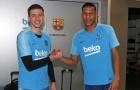 Chơi cho Barca chưa được một mùa, cầu thủ này đã phải khăn gói sang Anh thi đấu