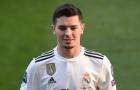 Bị Zidane bật bãi, người thừa Real sắp tái hợp thầy cũ