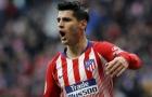 Bất ngờ! Hy vọng nơi hàng công Atletico bị đại gia Premier League 'nắm quyền sinh sát'